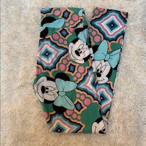 Lularoe x Disney OS leggings